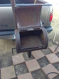 Tow Hitch BBQ Pit | Bbq Pits | Pinterest | Bbq, Welding Projects And ...