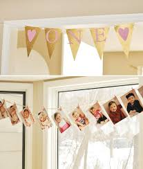 Pink And Gold Birthday Themes by Sweet Baby Love Pink And Gold First Birthday Party Hostess