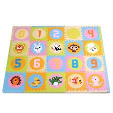 Foam Tile Flooring Uk by Large Soft Foam Eva Floor Mat Jigsaw Tiles Alphabet Kids Babies