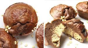low carb schoko protein quark muffins