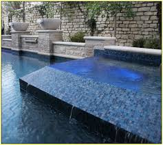 6x6 Glass Pool Tile by Awesome Pool Tile Designs Contemporary Interior Design Ideas