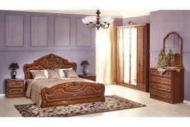 barock schlafzimmer granda in walnuss 6 teilg interdesign24 de