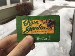 Best 25 Olive garden t card ideas on Pinterest