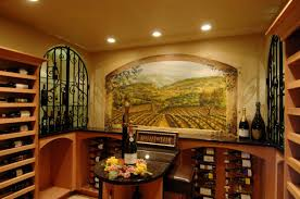 Image Of Wine And Grape Kitchen Theme