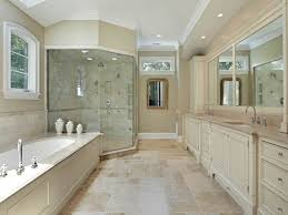 Large Master Bathroom Ideas With Biege Floor Tiles And Elegant White ... Nice 42 Cool Small Master Bathroom Renovation Ideas Bathrooms Wall Mirrors Design Mirror To Hang A Marvelous Cost Redo Within Beautiful With Minimalist Very Nice Bathroom With Great Lightning Home Design Idea Home 30 Lovely Remodeling 105 Fresh Tumblr Designs Home Designer Cultural Codex Attractive 27 Shower Marvellous 2018 Best Interior For Toilet Restroom Modern