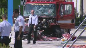 100 Truck Driver Jobs In Miami Rescue Fire Crash CBS
