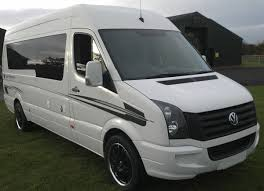 VW Crafter Sportshome Race Van