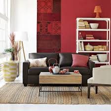 Red Living Room Ideas by Living Room Decor Red And Brown Interior Design