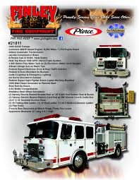 100 Code 3 Fire Trucks Used Apparatus For Sale Finley Equipment Co Inc