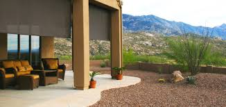 Vinyl Patio Curtains Outdoor by Sw Sun Control Shade Systems