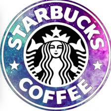 Starbucks Coffee Logo For Dragon Frappuccino