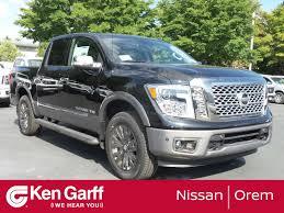 100 Used Nissan Titan Trucks For Sale New 2018 Platinum Reserve Crew Cab Pickup 2N80285