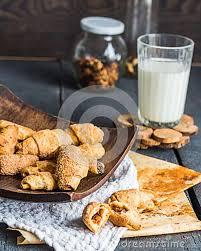 pate brisee au fromage les biscuits de bagels de fromage de la pâte brisée roule trait