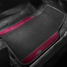 BESTFH: 4pc Universal Carpet Floor Mats For Car Truck SUV Burgundy W ... Bestfh Black Blue Car Seat Covers For Auto With Gray Floor Mats All Weather Shane Burk Glass Truck Metallic Rubber Red Suv Trim To Fit 4 Gogear Mat Set 4pc Fullsize Vehicles Vehicle Neoprene Care Products 4pc Universal Carpet W Us 4pcs Suv Van Custom Pvc Front 092014 F150 Husky Whbeater Rear Buffalo Tools 48 In X 72 Bed Utility Mat2801 The New 4pcs For 7 Colors With Free Luxury Parts Leather