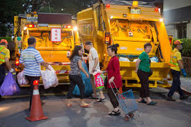 100 Garbage Truck Song Taiwan The Worlds Geniuses Of Disposal WSJ