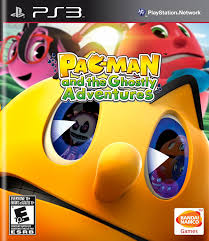Namco Outdoor Furniture Nz by Amazon Com Pac Man And The Ghostly Adventures Playstation 3