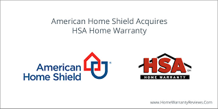 American Home Shield to HSA Home Warranty