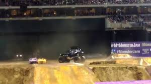100 Monster Truck Show Oakland Ca Mohawk Warrior Freestyle Jam CA 22115 YouTube
