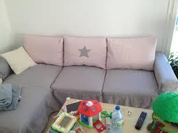faire housse canapé chambre fabriquer housse canapé d angle plaid d angle comment