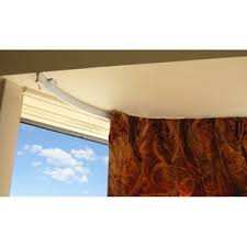 Bay Window Curtain Rods Walmart by 38 Best Bay Window Ideas Curtains And Rods Images On Pinterest