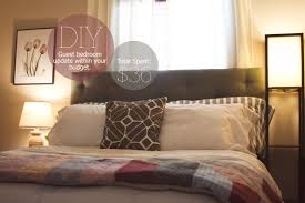 Headboard Designs For Bed by Guest Room Do Over What What U0026 Diy Tufted Headboard Tutorial