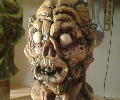 Funny Halloween Half Masks by Making Custom Latex Halloween Masks On A Budget 5 Steps With