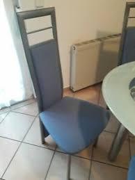details zu 6 stühle gebraucht esszimmer