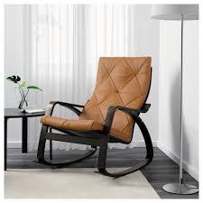 Ikea Rocking Chair Nursery by Poäng Rocking Chair Glose Off White Ikea