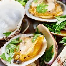 comment cuisiner des palourdes recette palourdes marinières