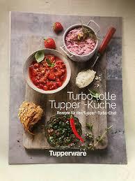 tupperware turbo tolle küche e 87 kochbuch rezeptheft ebay