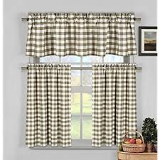 Amazon Prime Kitchen Curtains by Country Kitchen Curtains Amazon Com