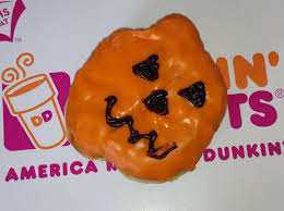 Pumpkin Muffins At Dunkin Donuts 2015 by The Holidaze Halloween At Dunkin Donuts A Holidaze Tribute