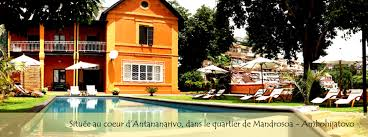 chambre d hotes à chambres d hôtes maison d hotes antananarivo madagascar chambres