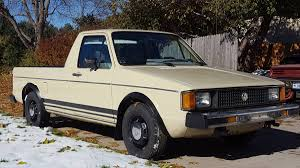 100 Craigslist Fort Collins Cars And Trucks 1981 Volkswagen Rabbit 5spd Manual Pickup For Sale In CO