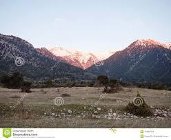 100 Kalavrita Landscape Of Mountain With Snow Stock Photo Image Of Kalavrita