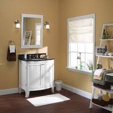Foremost Bathroom Vanity Cabinets by Foremost Bl Bellani Bath Vanity With Mohave Beige Granite Vanity