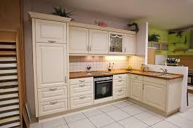 vanille gewischt l küche im landhausstil
