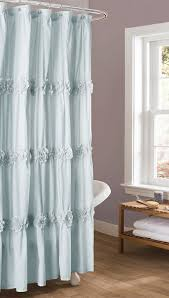 Lush Decor Serena Window Curtain by 100 Best Shower Curtains Images On Pinterest Bathroom Ideas