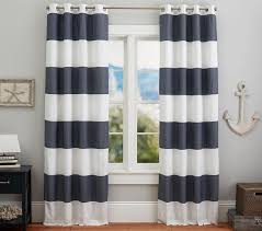 Hayden Rugby Blackout Curtain | Pottery Barn Kids Decorating Curtains Light Blocking And Pottery Barn Blackout Pottery Barn Blackout Curtains Kids Adealinfo Pillowfort Rug For Bedroom Childrens Colour Bordered Curtain Kids Decor Pb With Regard Drapery Panels Decor Drapes Block Out These Are Perfect Adding A Pop Interesting Interior Pb Williamssonoma Striped Edge Linen Drape Copycatchic