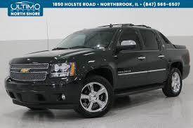 100 Used Semi Trucks For Sale In Illinois PreOwned 2013 Chevrolet Avalanche LTZ Black Diamond Sunroof