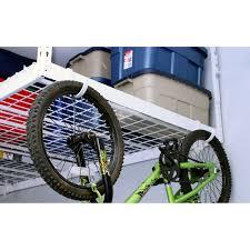 Racor Ceiling Mount Bike Lift Instructions by Racor Heavylift Overhead Garage Storage Hayneedle