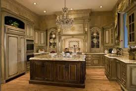 Old World Italian Kitchens