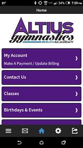 100 Studio Altius Gymnastics Academy For Android APK Download