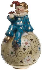 Ceramic Christmas Tree Bulbs Amazon by Amazon Com Villeroy U0026 Boch Christmas Circus 5 1 2 Inch Decolight