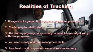 Reality Of Trucking