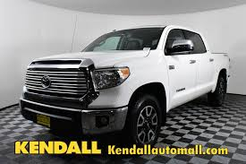 100 Toyota Tundra Trucks For Sale PreOwned 2016 4WD Truck LTD In Nampa D490351A