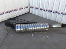 Mufflers | New And Used Parts | American Truck Chrome Performance Exhaust System Design And Theory Glass Pack Mufflers For Trucks Advantages Disadvantages Of A Amazonca Emissions Automotive Exhaust Pipe Stack Guards Muffler 22a2704 Chrome Plated 59 In Tall Amazoncom Magnaflow 10415 Muffler Aero Turbinexl At50xl 5 Inside Brilliant Semi Truck Quiet 12th Pattison Truck New And Used Parts American Chrome 12 Inout Parts Accsories Western Star Video Chambered Vs Straitthrough Turbostyle Too Just Car Guy Magnaflow Company Has A Test It Model Details Classic Iron Fredericksburg 7843
