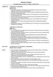 Warehouse Supervisor Resume Template | Beconchina Resume Examples For Warehouse Associate Professional Job Awesome Sample And Complete Guide 20 Worker Description 30 34 Best Samples Templates Used Car General Labor Objective Lovely Bilingual Skills New Associate Example Livecareer