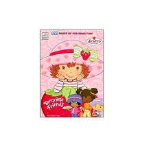 Strawberry Shortcake Tutti Frutti Coloring Book