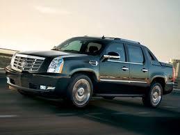 Used Cadillac Escalade EXT Luxury Kelley Blue Book